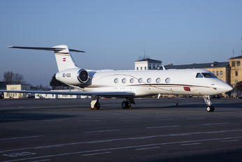 OE-IGO - MJet Aviation Gulfstream Aerospace G-V, G-V-SP, G500, G550