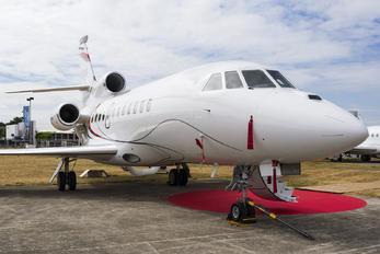 F-HDOR - Dassault Aviation Dassault Falcon 900 series