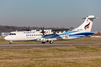 HS-PZO - Bangkok Airways ATR 72 (all models)