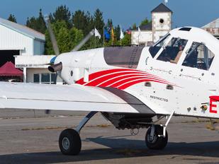 EC-MVL - Plysa Thrush Aircraft Thrush 710P