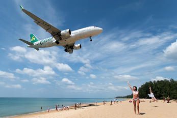 B-1839 - Spring Airlines Airbus A320