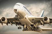 F-HPJA - Air France Airbus A380 aircraft