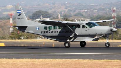 FAH-021 - Honduras - Air Force Cessna 208B Grand Caravan