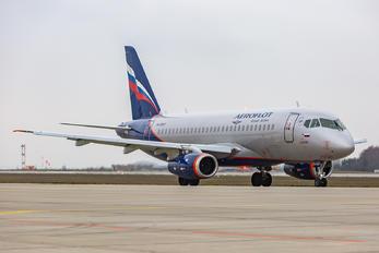 RA-89107 - Aeroflot Sukhoi Superjet 100