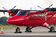 British Antarctic Survey DHC-6 Twin Otter visited Curitiba title=