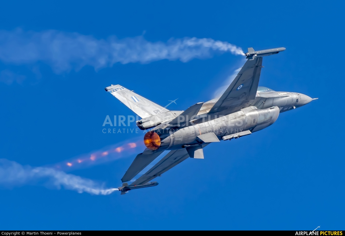 Greece - Hellenic Air Force 529 aircraft at Kleine Brogel