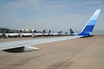 N544UA - United Airlines Boeing 757-200