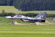 105 - Poland - Air Force Mikoyan-Gurevich MiG-29A aircraft