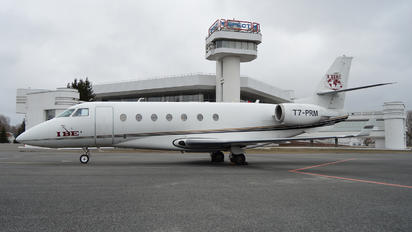 T7-PRM - Private Gulfstream Aerospace G200