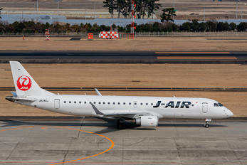 JA248J - J-Air Embraer ERJ-190 (190-100)