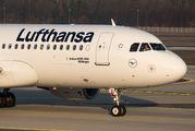 D-AIZI - Lufthansa Airbus A320 aircraft