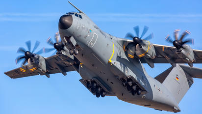 54+07 - Germany - Air Force Airbus A400M