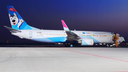VQ-BQT - NordStar Airlines Boeing 737-800