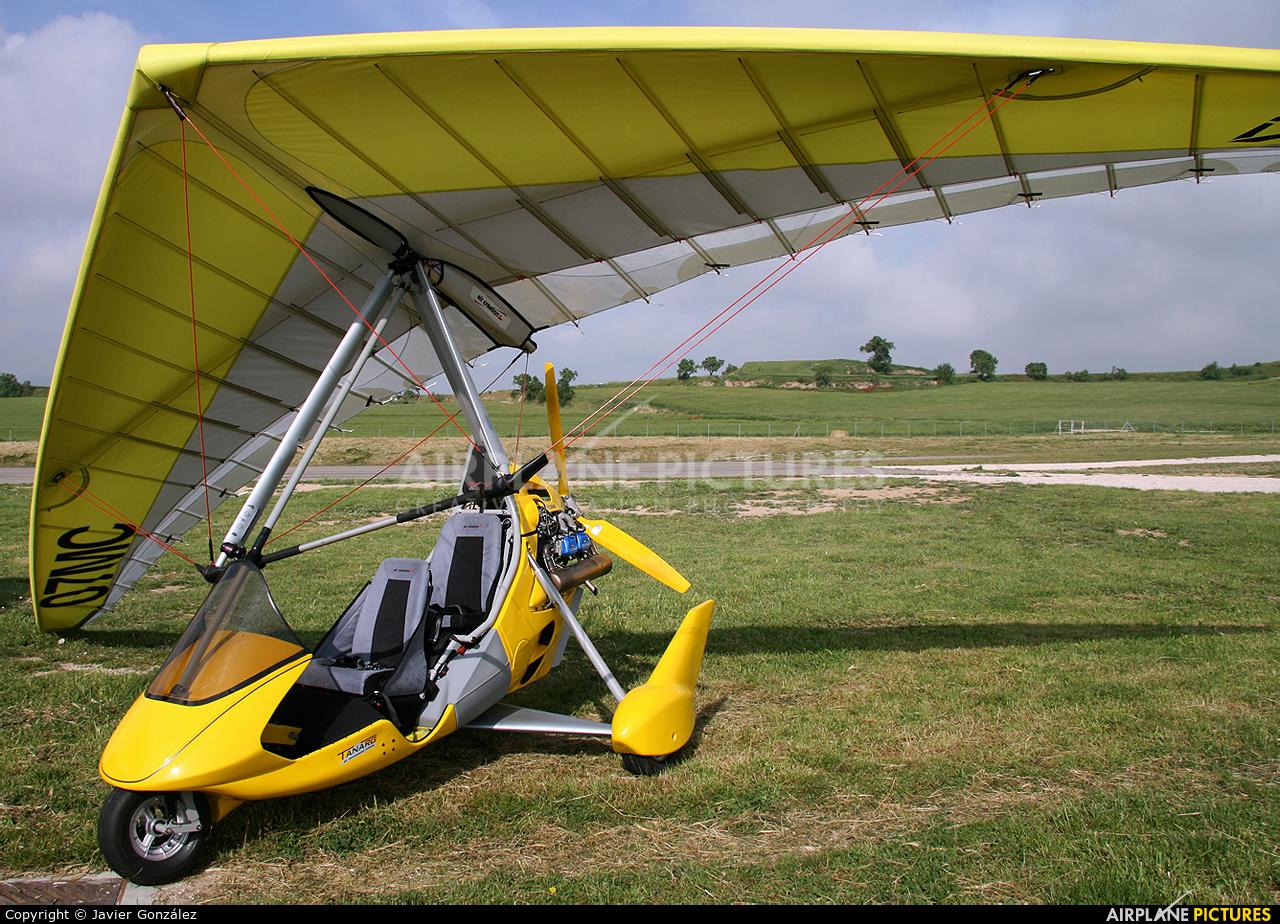 Private 07-MC aircraft at Igualada - Odena