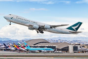 B-LJN - Cathay Pacific Cargo Boeing 747-8F aircraft