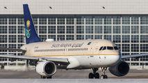 HZ-ASA - Saudi Arabian Airlines Airbus A320 aircraft
