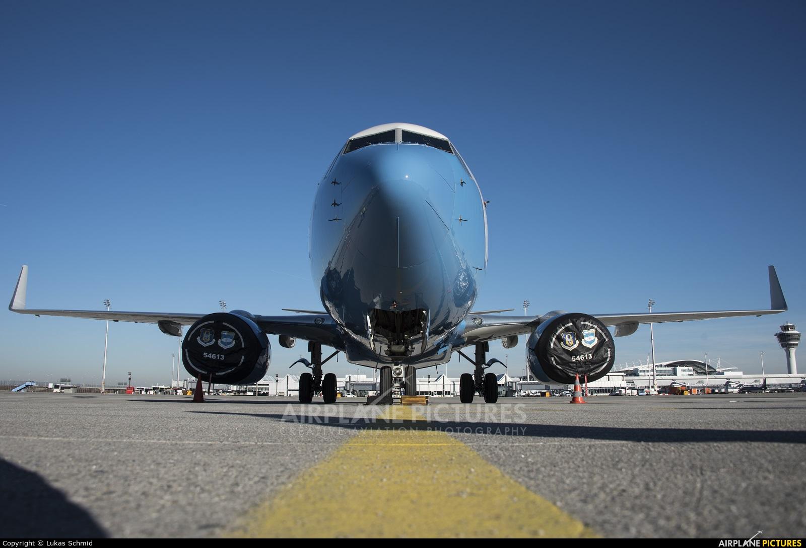 USA - Air Force 05-4613 aircraft at Munich