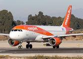 OE-IJU - easyJet Airbus A320 aircraft