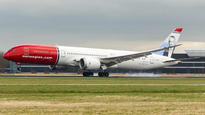 LN-LNK - Norwegian Air International Boeing 787-9 Dreamliner