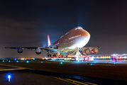 - - Corendon Airlines Boeing 747-400 aircraft