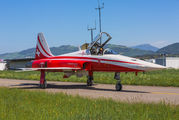 J-3084 - Switzerland - Air Force:  Patrouille de Suisse Northrop F-5E Tiger II aircraft