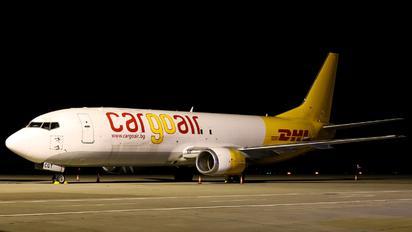LZ-CGT - Cargo Air Boeing 737-400F