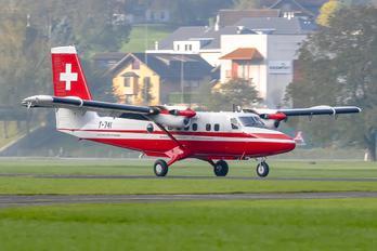 T-741 - Switzerland - Air Force de Havilland Canada DHC-6 Twin Otter