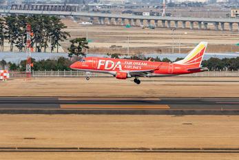 JA01FJ - Fuji Dream Airlines Embraer ERJ-170 (170-100)