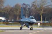 J-136 - Netherlands - Air Force General Dynamics F-16AM Fighting Falcon aircraft