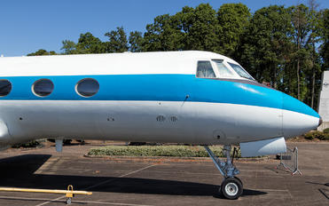 N947NA - NASA Gulfstream Aerospace G-II