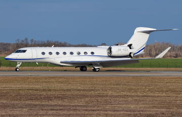 OK-VEA - ABS Jets Gulfstream Aerospace G650, G650ER