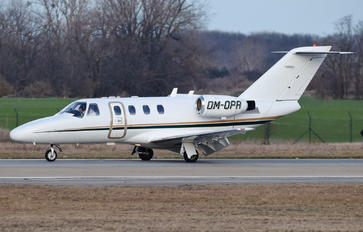 OM-OPR - Private Cessna 525 CitationJet