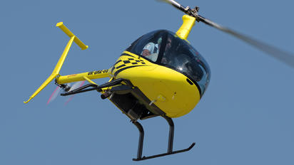 OK-UHA 66 - Private CH7 Heli-sport CH77 Ranabot