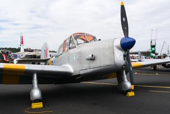 G-APJB - Aerolegends Percival P.40 Prentice