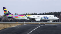4X-EMF - Arkia Embraer ERJ-195 (190-200) aircraft