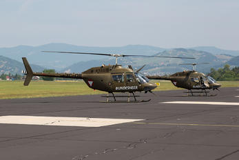 3C-OB - Austria - Air Force Bell OH-58B Kiowa