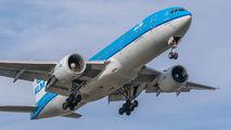 PH-BQB - KLM Boeing 777-200ER aircraft