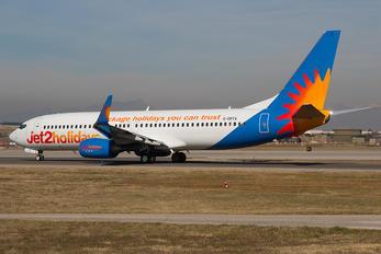G-DRTA - Jet2 Boeing 737-800