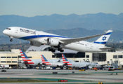 4X-EDE - El Al Israel Airlines Boeing 787-9 Dreamliner aircraft