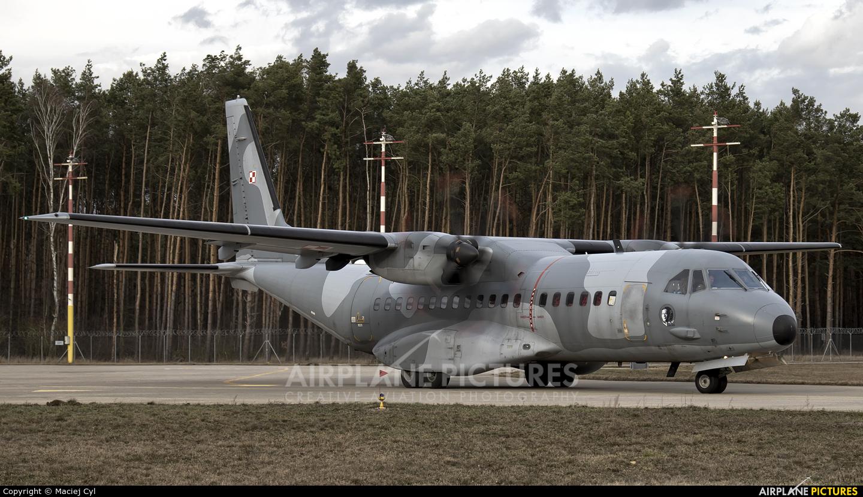 Poland - Air Force 015 aircraft at Babimost