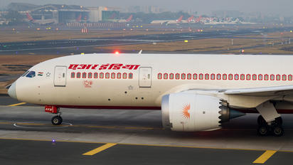 VT-ANW - Air India Boeing 787-8 Dreamliner