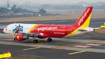 VietJet Airbus A320 visited Mumbai title=