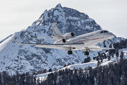 HB-JOB - Cat Aviation Dassault Falcon 7X aircraft