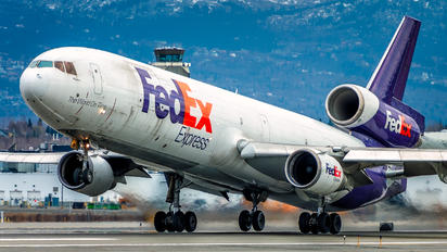 N623FE - FedEx Federal Express McDonnell Douglas MD-11F
