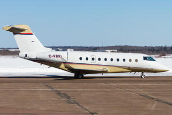 C-FRKI - Private Gulfstream Aerospace G280