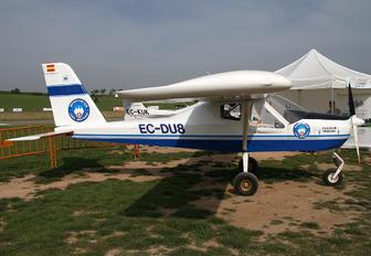 EC-DU8 - Private Tecnam P92 Echo, JS & Super