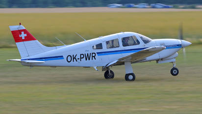 OK-PWR - Private Piper PA-28R-201 Arrow III