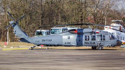 SN-71XP - Poland - Police Sikorsky S-70A Black Hawk