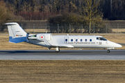 D-CFAF - Flight Ambulance Learjet 60 aircraft