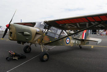 G-BURR - Private Auster AOP.9 Alpha